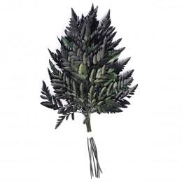 FLC/6105 Папоротник Кожаный зеленый